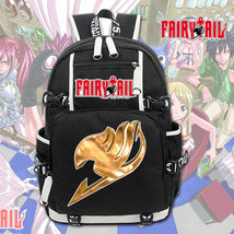 Fairy Tail Logo Series Backpack Daypack Schoolbag Fairy Tail Bag