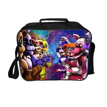 Five Nights at Freddy's Lunch Box Series Lunch Box Two Team  Bag A