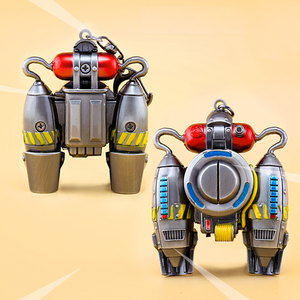 Fortnite Jet Pack Key Pendant Alloy Mini Collectibles