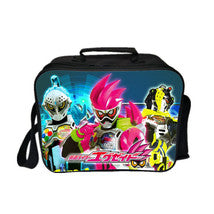 Masked Rider Lunch Box August Series Lunch Bag EX AID