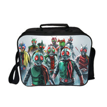 Masked Rider Lunch Box August Series Lunch Bag Team A