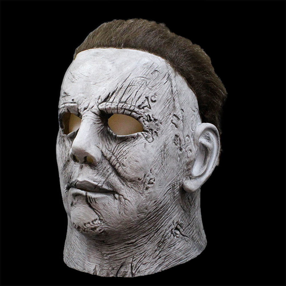Halloween 2018 Michael Myers Mask.2019 Michael Myers Mask Cosplay Prop New Edition From Halloween 2018 Return