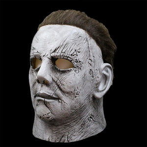2019 Michael Myers Mask Cosplay Prop New Edition From Halloween 2018 Return