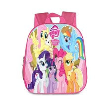 My Little Pony Schoolbag Theme Small Series Pink Backpack Party A Bag