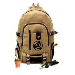 Naruto Hokage Sharingan Pattern Backpack Schoolbag For Kids Back to School Bags