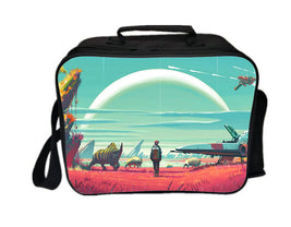 No Man's Sky Lunch Box Summer Series Lunch Bag Outdoors