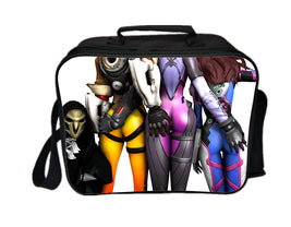 Overwatch Lunch Box Summer Series Lunch Bag Tracer Reaper