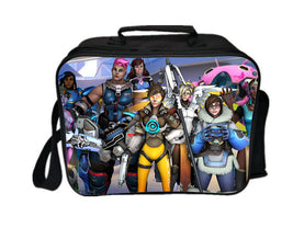 Overwatch Lunch Box Summer Series Lunch Bag Tracer Zarya