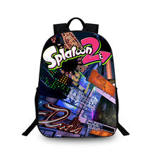 Platoon 2 Backpack Summer Series Schoolbag Daypack Pattern F Bag