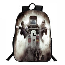 Rainbow Six Siege Backpack Series Daypack Schoolbag GIGN Bag