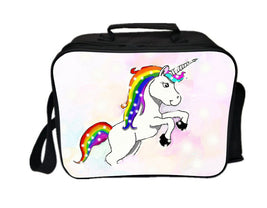 Rainbow Unicorn Lunch Box Summer Series Lunch Bag Cloud Jump