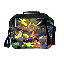 Roblox Lunch Box August Series Lunch Bag Happy Forest