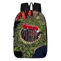 Roblox Theme Backpack Schoolbag Daypack Bookbag Roblox Logo Bag