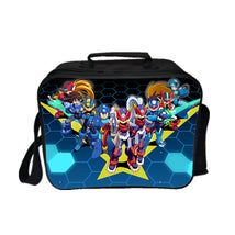 Rockman Lunch Box August Series Lunch Bag Pattern C
