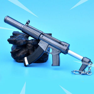 MP5 w/ Suppressor - Battle Royale Collectable