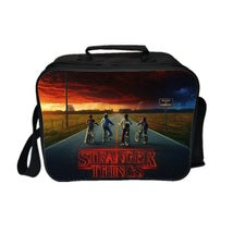 Stranger Things Lunch Box Series Lunch Bag Welcome To Hawkins