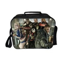 Suicide Squad Lunch Box Summer Series Lunch Bag Team B