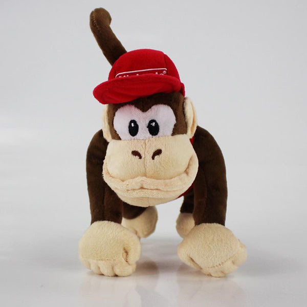 Super Mario Donkey Kong Plush Toy For Kids Christmas Holiday Gifts