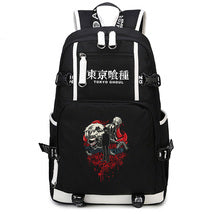Tokyo Ghoul Backpack New Series Daypack Schoolbag Kaneki Ken Three Bag