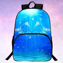 Universe Theme Galaxy Series 3D Backpack Schoolbag Daypack Bookbag A Bag