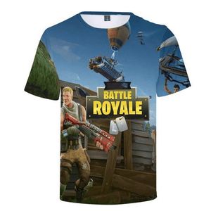 Closing In - Special Battle Royale T-Shirt