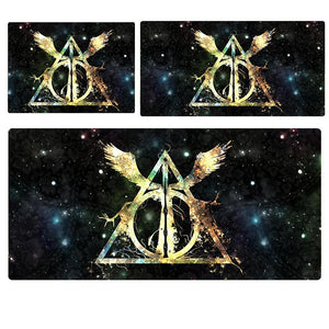 Harry Potter Deathly Hallows Extended Mouse Pad Computer Desk Pad Mat 3 sizes