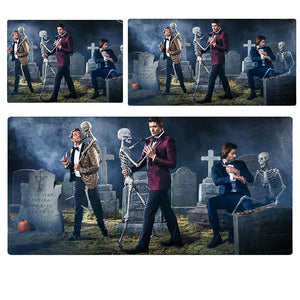 Supernatural Winchester Extended Mouse Pad Computer Desk Pad Mat 3 sizes