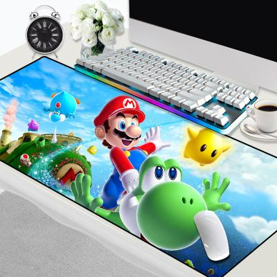 NS switch Super Mario Odyssey Yoshi Mouse Pad Computer Desk Pad Mat For Kids