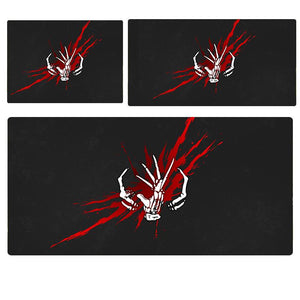 Dead By Daylight Mask Logo Extended Mouse Pad Computer Desk Pad Mat 3 sizes