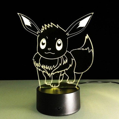 Eevee - Pokemon Gaming Hologram