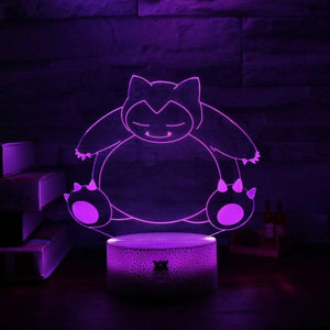 Snorlax - Pokemon Gaming Hologram