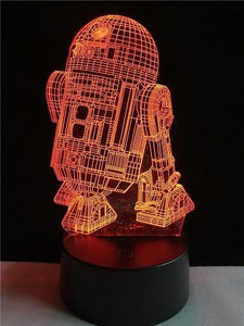 R2D2 - Star Wars Hologram