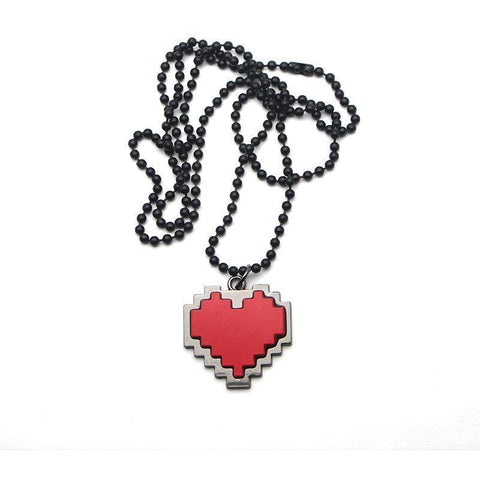 Gamers Heart - Special Pendant Necklace