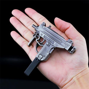 Mini-Uzi - Playerunknown's Battlegrounds Mini Collectibles Key Pendant