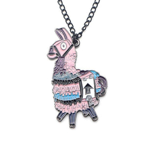 Lucky Llama - Cute Gift Necklace