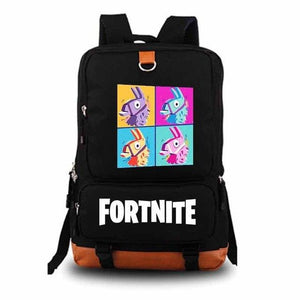 Super Llama - Fortnite Battle Royale School Backpack