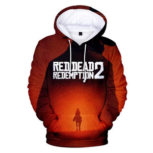 Glory - Red Dead Redemption 2 Cotton Hoodie