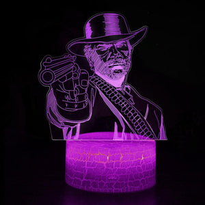Arthur Morgan - Red Dead Redemption 2 Hologram