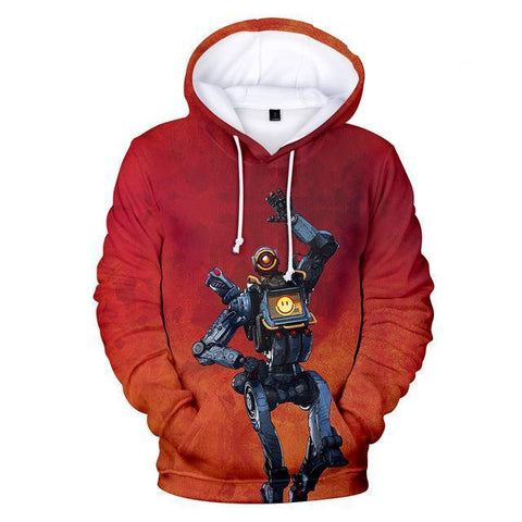 Path Finder - Apex Legends Premium GameCoral Hoodie