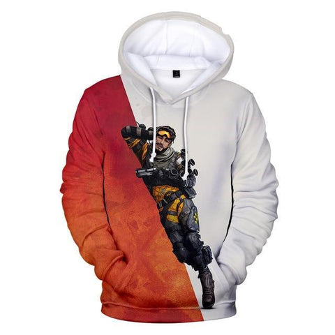 Mirage - Apex Legends Premium GameCoral Hoodie