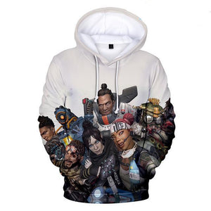 The Legends - Apex Legends Premium GameCoral Hoodie