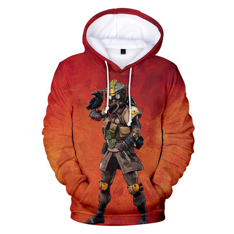 Bloodhound - Apex Legends Premium GameCoral Hoodie
