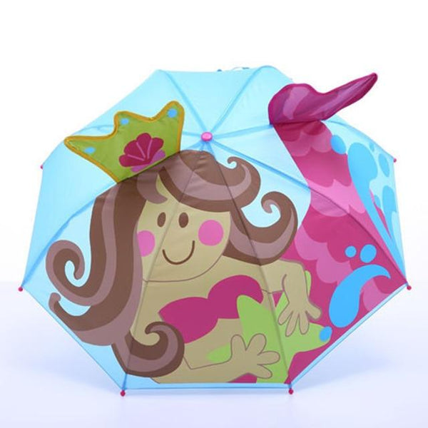 Cute Cartoon Patterns Umbrellas for Kids