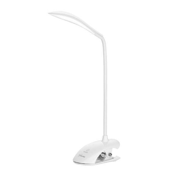 Desk lamp USB led Table Lamp with Clip Bed Reading Book Light