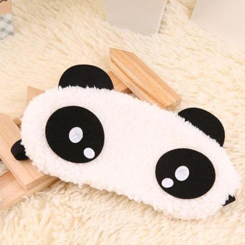 Cute Panda Sleeping Face Eye Mask