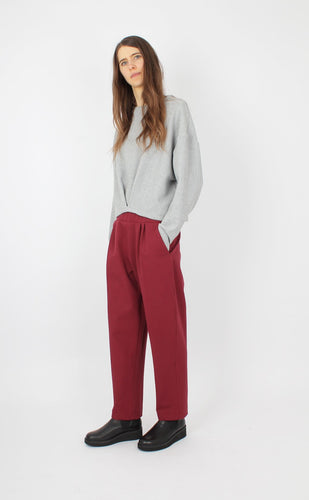 ZITAT Judd Trousers Bordeaux