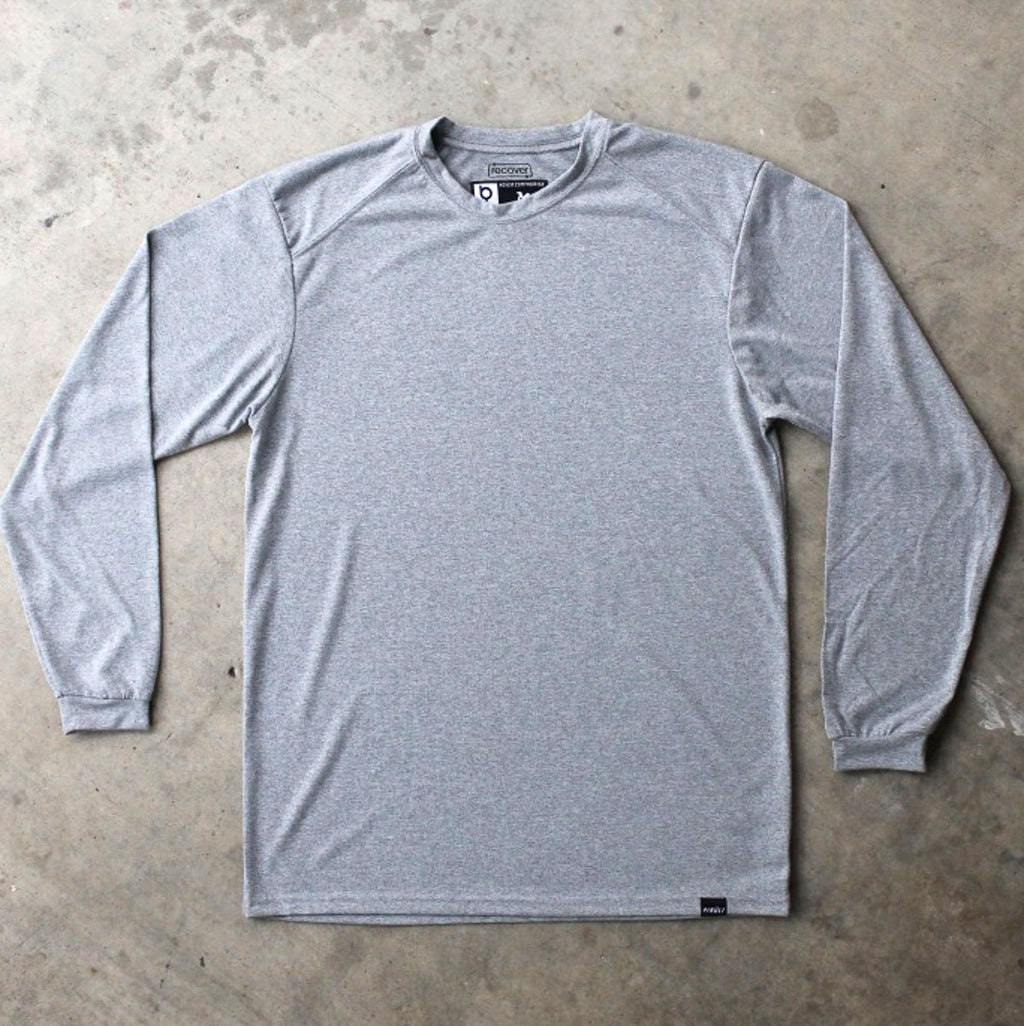 Stone Gray Long Sleeve