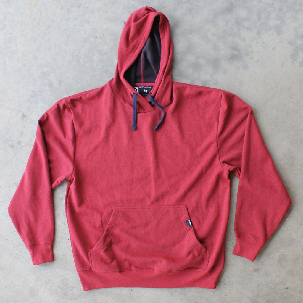 Fire Red Hoodie