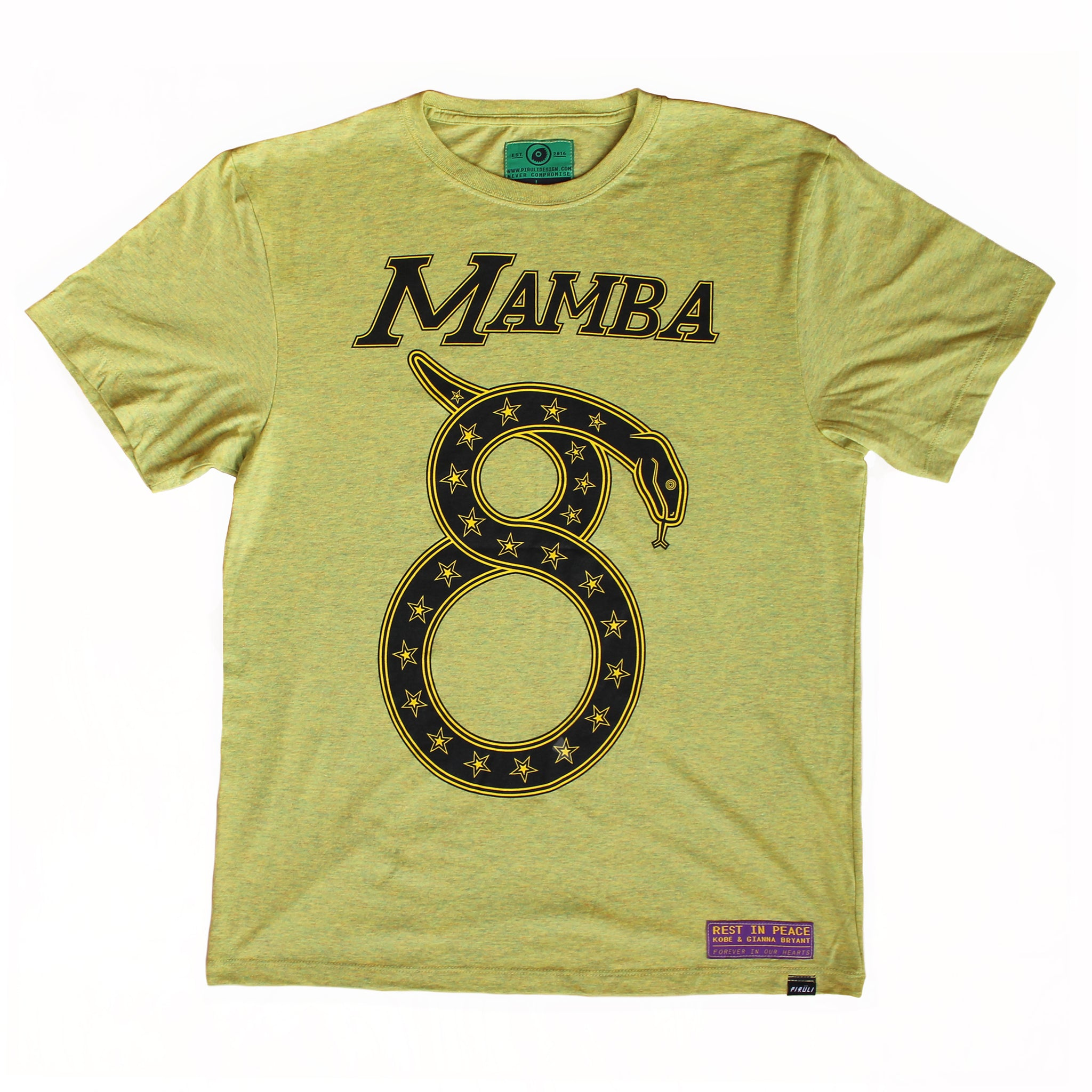 Yellow Mamba Tee