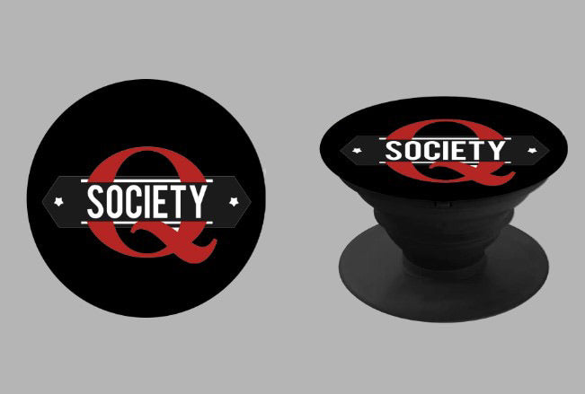 QSociety PopSocket PopGrip